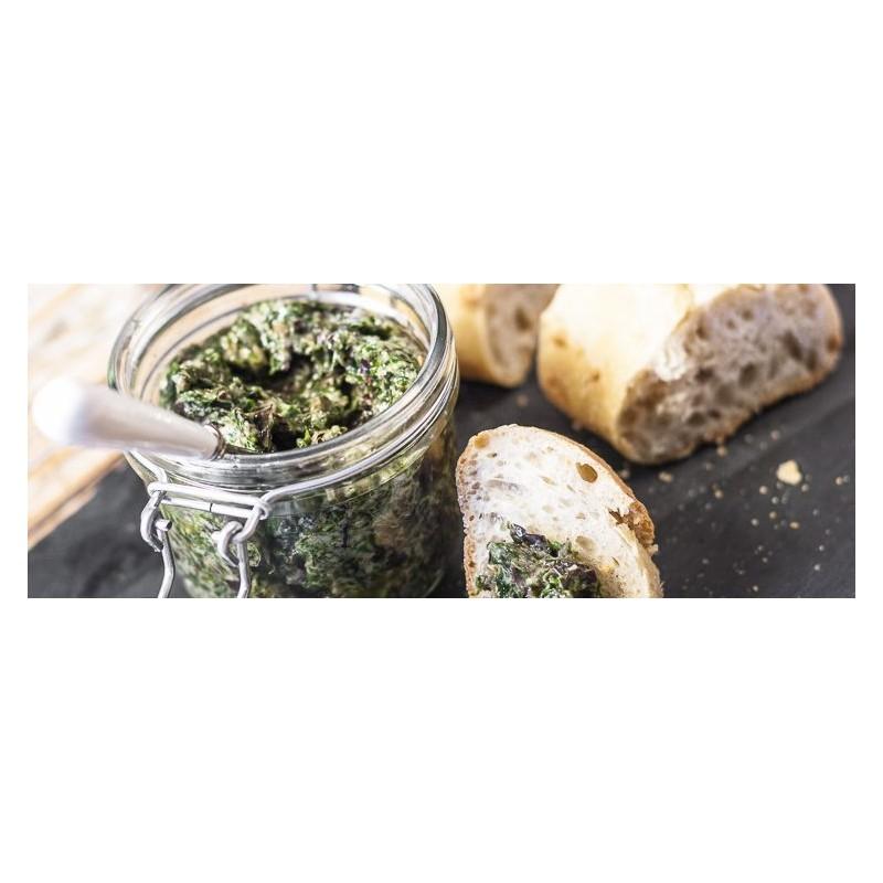 Tartare d'algues Provençale