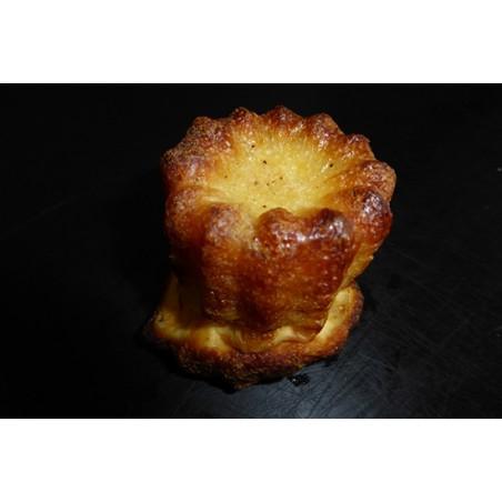 Muffin au crabe de Roscoff