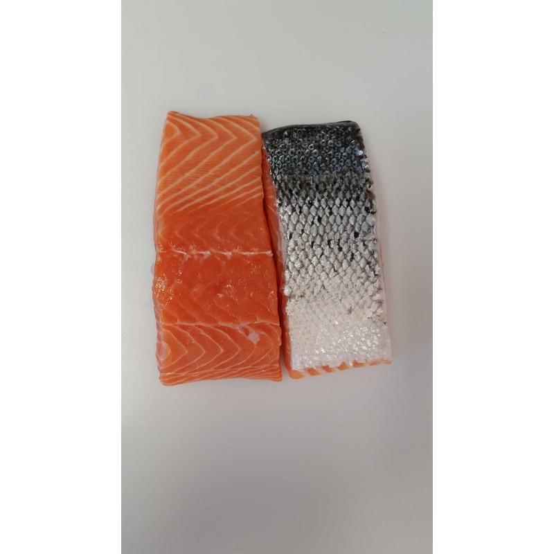 Pavé de saumon Label Rouge